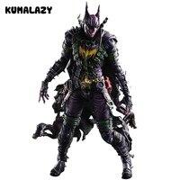 Batman Figure Gogues Gallery Joker Batman Play Arts Kai Play Art KAI PVC Action Figure Bat Man Bruce Wayne 26cm Doll Toy