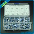 100pcs/set RM065 Trimming Potentiometer Variable Resistors Assorted Kit 10 Values Each 10pcs