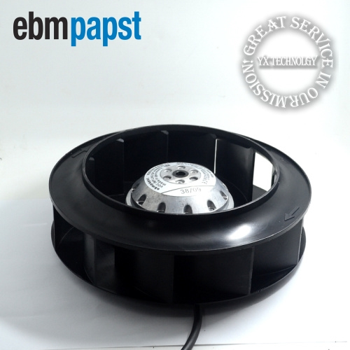 ebm papst   New and Original R2E220-AA40-25 230V 85 / 90W inverter centrifugal fan new original ebm papst d2e146 aa03 43 ac 230v 1 44a 330w 146x146mm inverter fan