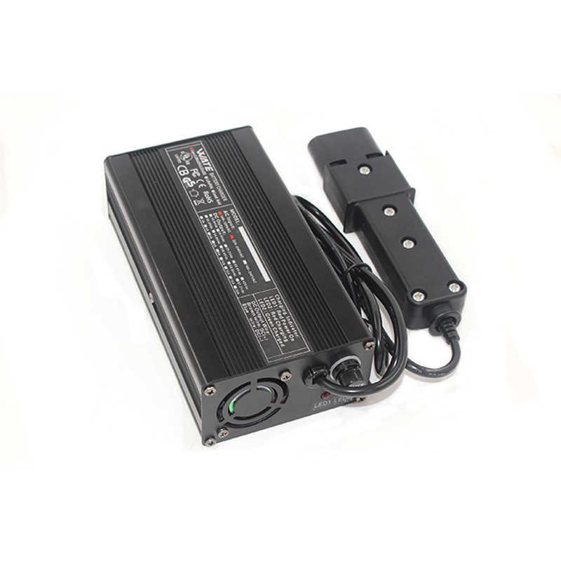 36 فولت 5A عربة جولف شاحن 41.4 فولت الرصاص حمض البطارية الشواحن الذكية ل يام عربة جولف 48 فولت G19/G22 JR1-H235A-00