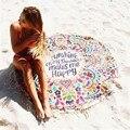 Praia Cover Up Bikini Boho Vestido de Verão Swimwear Maiô Túnica Kimono