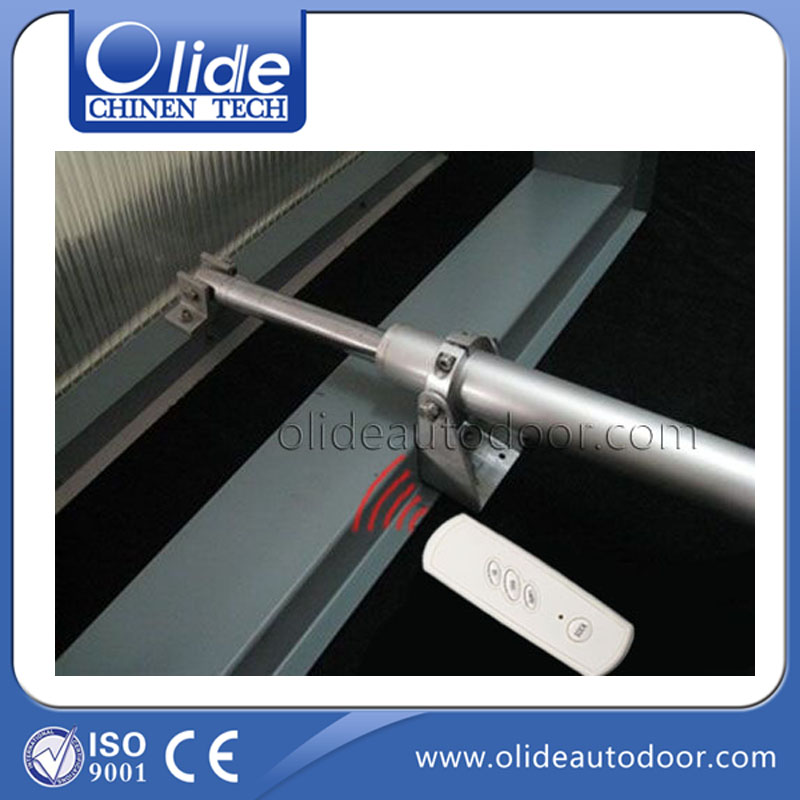 300mm Travel Disatnce Auto Motorized Window Openers,Auto Motorized Skylight Window Operator