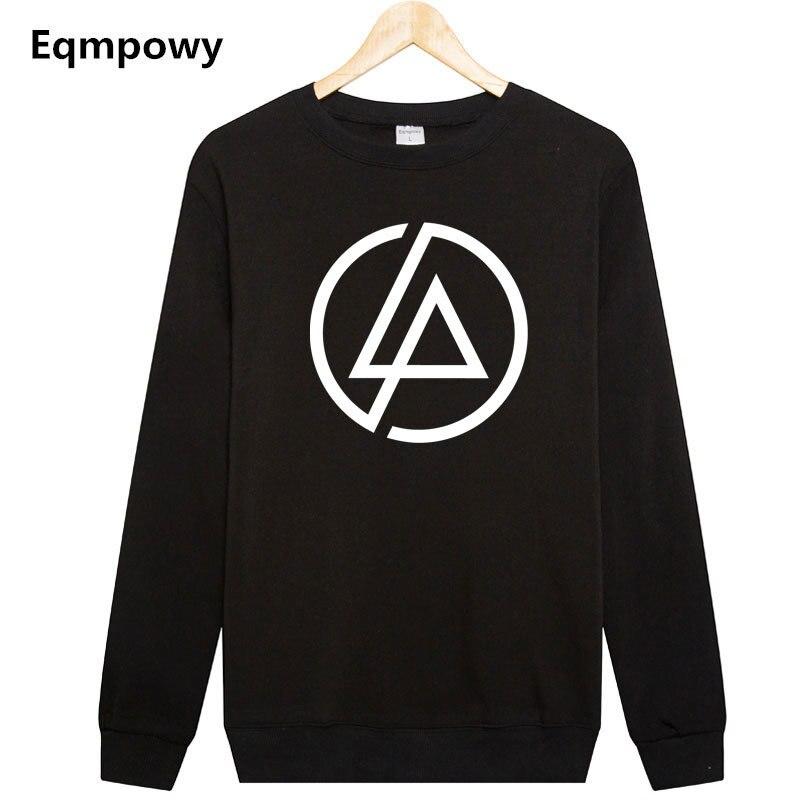 Linkin Park Mens Hoodies And Sweatshirt Popular Rock Band Singer Fans Hoodies Men Sweatshirt Casual USA