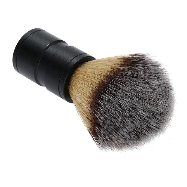 9.5cm Length Bristle Handle Men Barber Hair Beard Clean Face Washing Brush Tool PCA SKIN Blemish Control Bar 3.2 fl. oz. 2 Pack