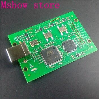 Mshow Amanero Combo384 USB DSD512/PCM 384 actualización versión módulo USB