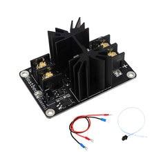 Новый 3D Принтер Нагретый слой Питания Высокого Тока MOSFET 210A Обновления ПЛАТФОРМЫ 1.4 12 В-50 В XXM