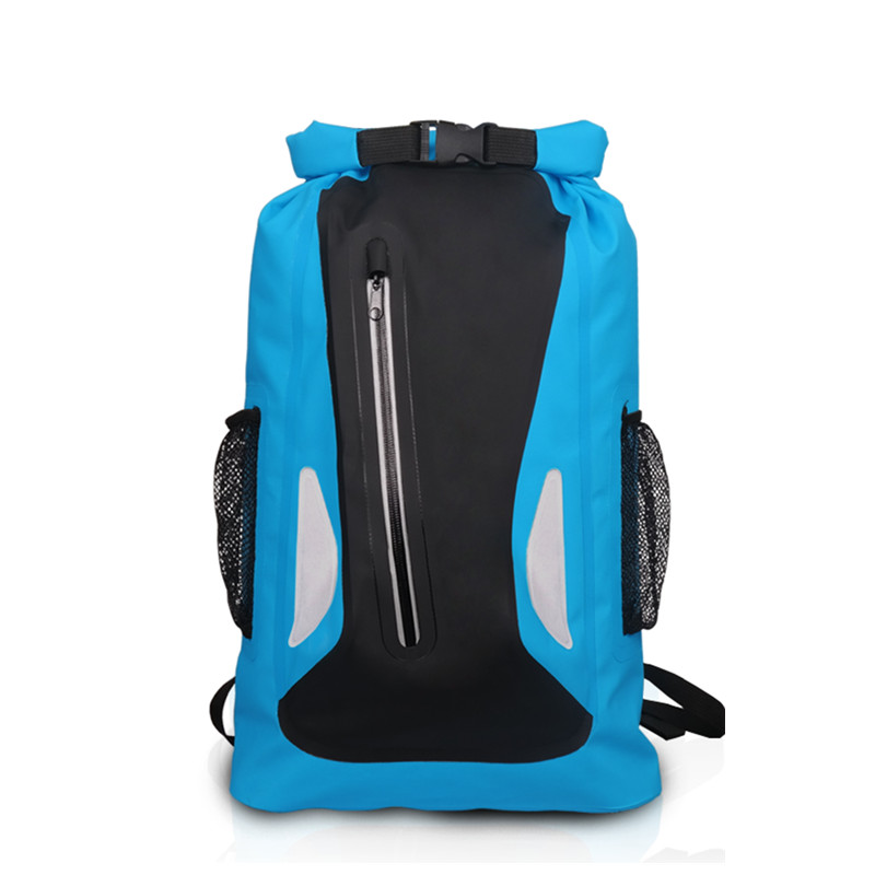 25L portátil de almacenamiento a prueba de agua bolsa seca mochila - Mochilas