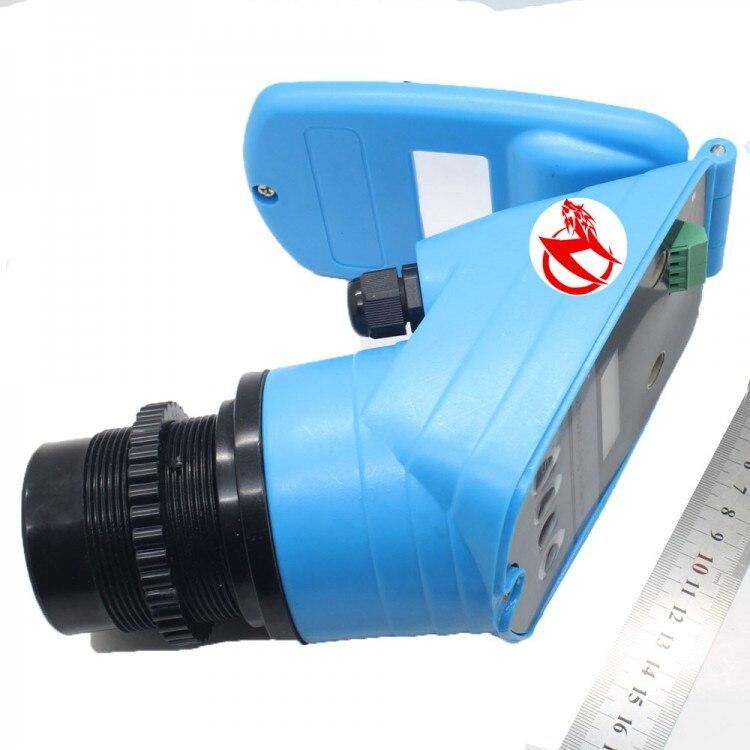 Indicateur de niveau à ultrasons intégré 4-20MA/indicateur de niveau à ultrasons/jauge de niveau à ultrasons 0-5 M/capteur de niveau DC24V - 4
