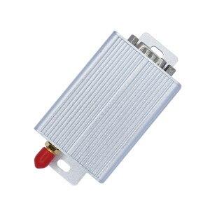 Image 4 - 2 Вт iot lora 433 мгц радиочастотный передатчик и приемник 30 км длинный rang lora sx1278 модуль ttl rs232 и rs485 радио модем