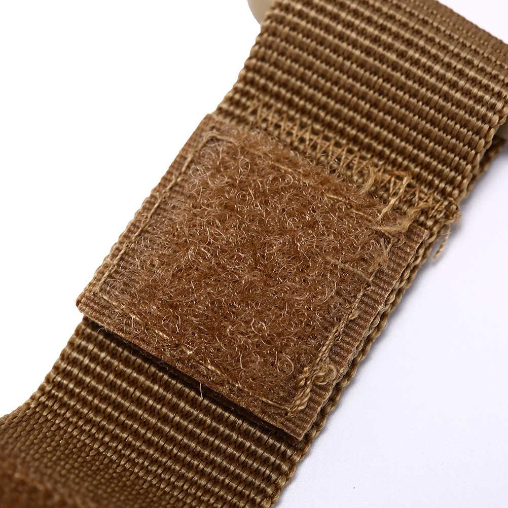 חיצוני טקטי Molle החדש חגורה אבזם חגורת Clambing D-טבעת Carabiner אבזם ניילון צבאי תרמיל וו מפתח שרשרת תלייה