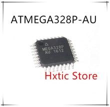 10pcs ATMEGA328P-AU ATMEGA328P ATMEGA328 8-bit microcontroller AVR 32 k flash memory QFP-32