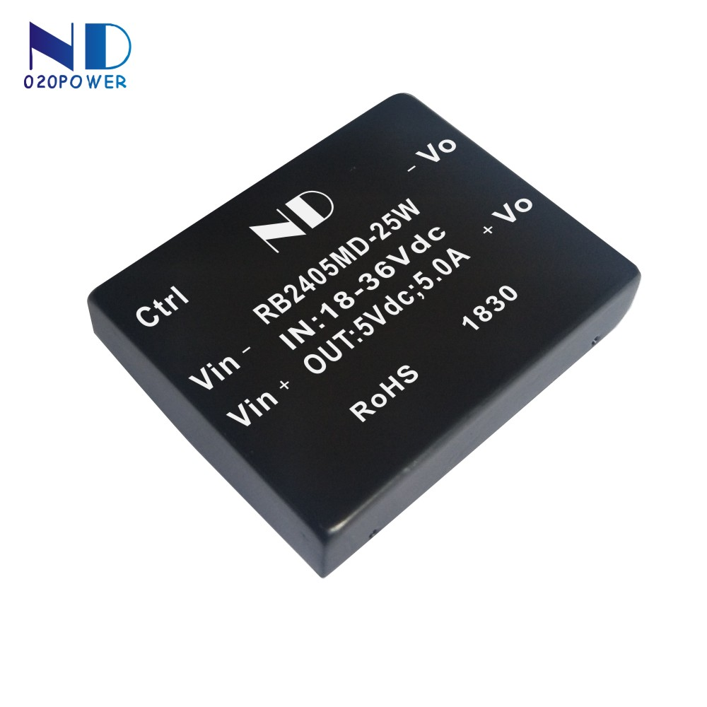 1pcs new isolated <font><b>dc</b></font> <font><b>dc</b></font> <font><b>converter</b></font> power module <font><b>12V</b></font> 24V 48V 110V to <font><b>5v</b></font> <font><b>4a</b></font> 9V <font><b>12V</b></font> 15V 24V 20-25W step down boost image