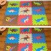 9Pcs 30x30cm Baby Puzzle Carpet Play Floor Mat EVA Children Foam Pads LS
