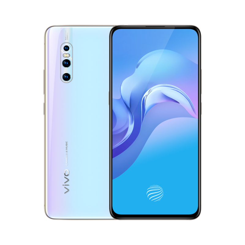 "Original Vivo X27 Mobile Phone 6.39"" 8GB RAM 128GB/256GB ROM Snapdragon 675/710 Android 9 48.0MP THree Shots 4000mAh Smartphone-in Cellphones from Cellphones & Telecommunications    2"
