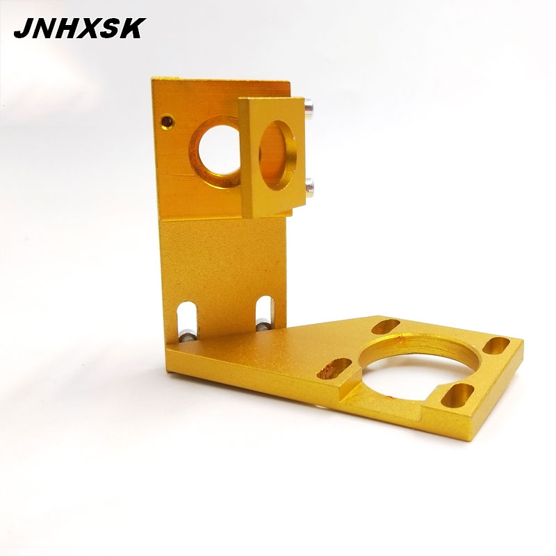 Hot Sell Co2 Laser Second Reflection Mirror Mount Support Integrative Holder For Laser Engraving Cutting Machine