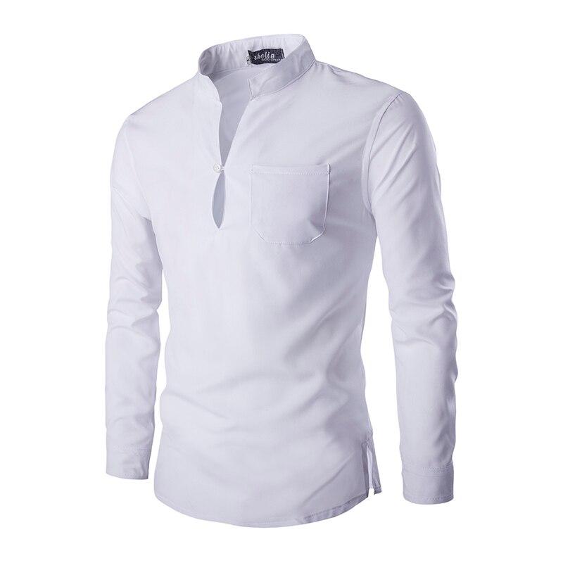 Casual shirts long sleeve tuxedo mens clothing clothes for Turkey mens designer shirts