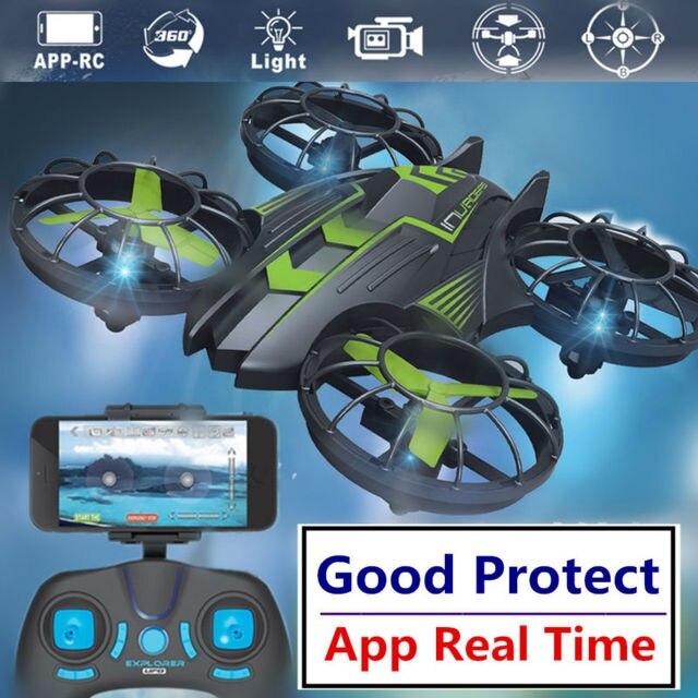 Fpv вертолет дрони дистанционного управления toys дронов мультикоптер drone с камерой квадрокоптер quad вертолет wi-fi дрон летать мини