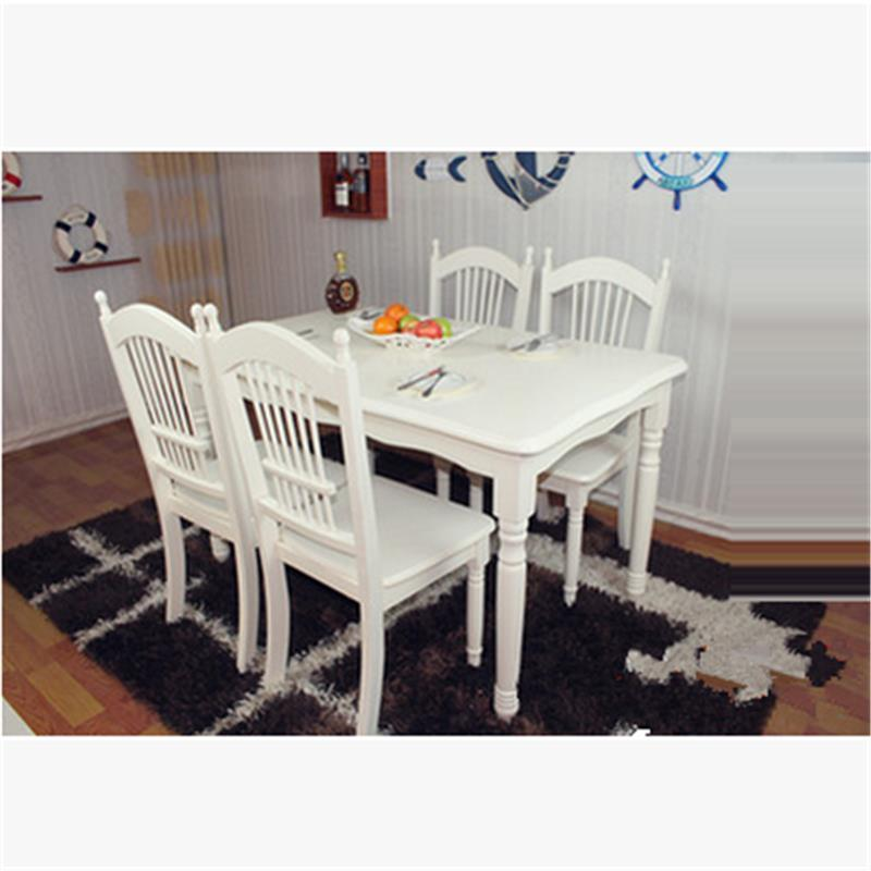 Tafel Sala Redonda Piknik Masa Sandalye Set A Manger Moderne Escrivaninha Wood Comedor Tablo Desk Mesa De Jantar Dining Table in Dining Tables from Furniture