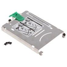 HDD жесткий диск Caddy Кронштейн Лоток и винты для hp ZBOOK 15 ZBOOK 17 G1 G2 жесткий диск Caddy лоток