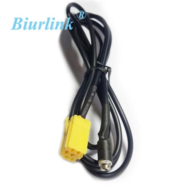 voor fiat grande punto alfa 159 aux kabel adapter voor alfa romeo