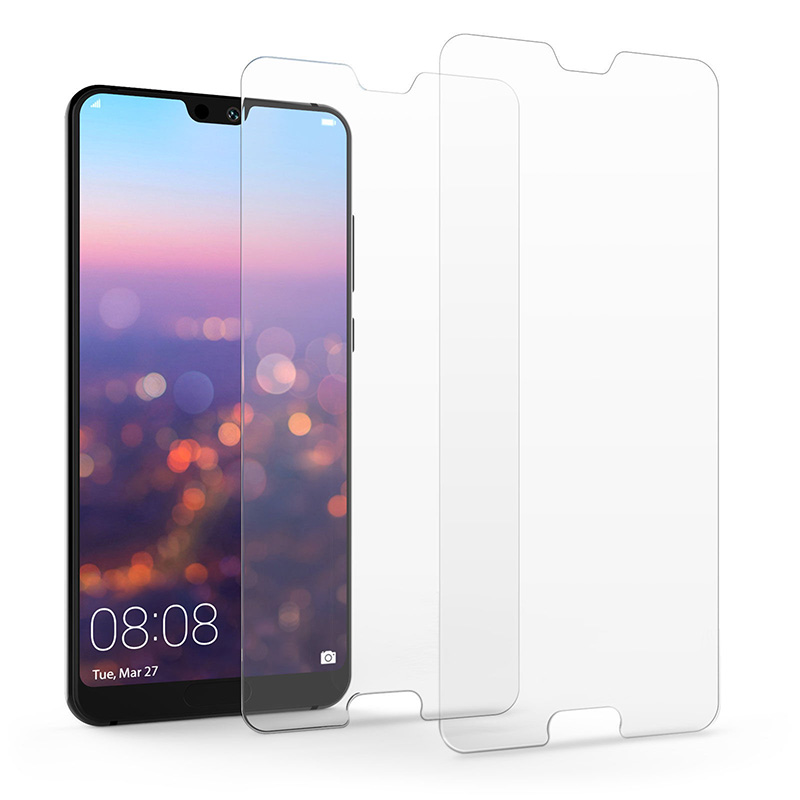 Galleria fotografica 0.3mm 9H Ultra Thin Screen Protector Tempered Glass Anti-Scratch Film For Huawei Ascend P20 Lite Pro P10 Lite Honor 10