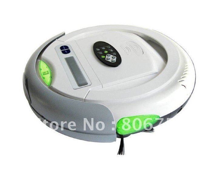 Infinuvo CleanMate smart vacuum cleaner QQ,smart floor cleaner,robot mop cleaner,wet&dry robotcleaner