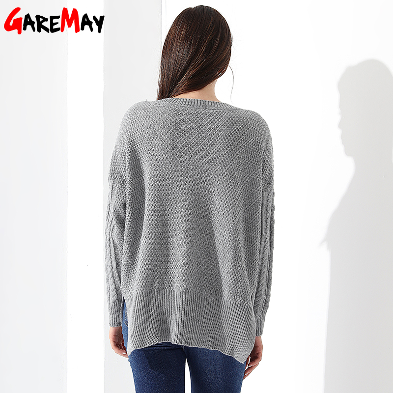Suéter Mujer Pull Knitting Jumper Otoño Invierno Jersey Mujer - Ropa de mujer - foto 3