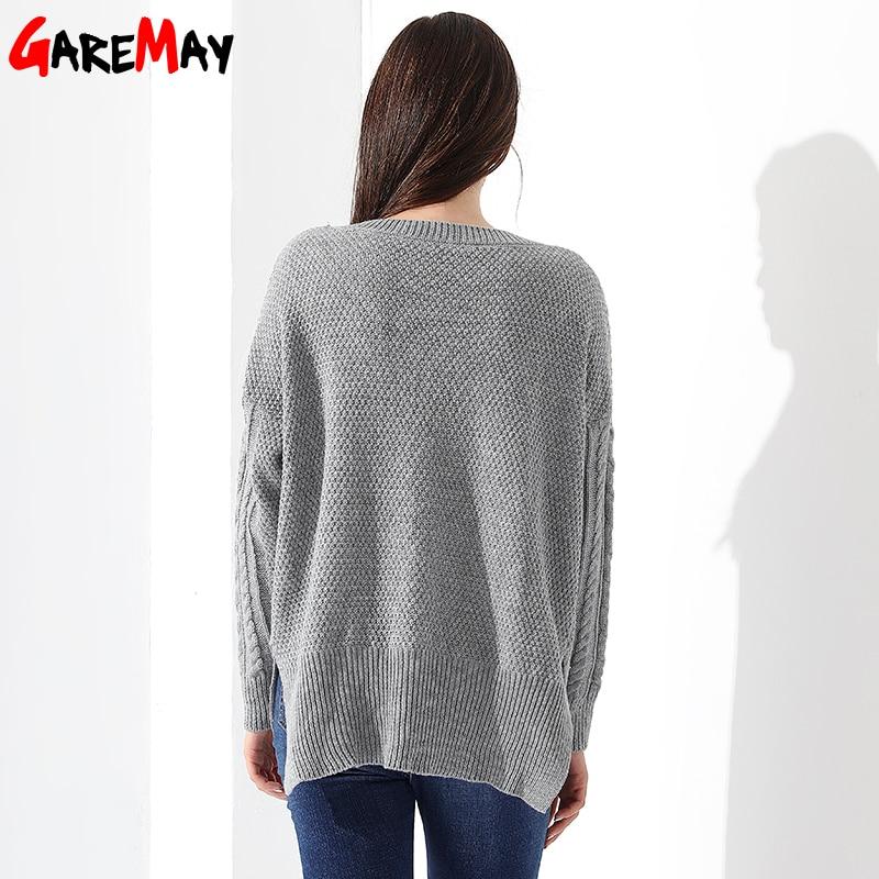 Սվիտեր կանայք ձգում են տրիկոտաժե - Կանացի հագուստ - Լուսանկար 3