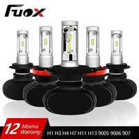 H7 LED H4 H1 H3 H11 H13 9004 9005 9006 9007 HB4 50W 8000LM 6500K LED Car Headlight Front Fog Light Bulb Headlam Car accessories