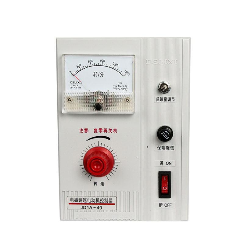 все цены на Motor governor JD1A-40 electromagnetic governor motor speed controller 220v онлайн