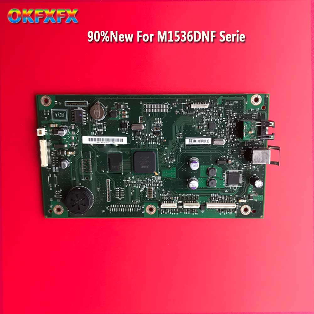 Original Formatter Board for HP 1536 M1536DNF M1536NF M1536 1536DNF mother logic Main Board MainBoard CE544-60001 CE544-80001Original Formatter Board for HP 1536 M1536DNF M1536NF M1536 1536DNF mother logic Main Board MainBoard CE544-60001 CE544-80001