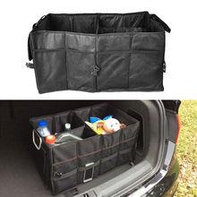 Багажнике грузовой внедорожник многоцелевой инструментов ящик случае организатор хранения складной автомобиля