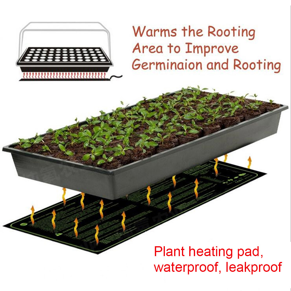 Warm Hydroponic Heating Pad Durable Waterproof Seedling Heat Mat