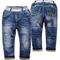 3916 синий мягкие брюки мальчиков джинсы детские джинсы детские повседневные брюки весна осень брюки мода детские джинсы новые