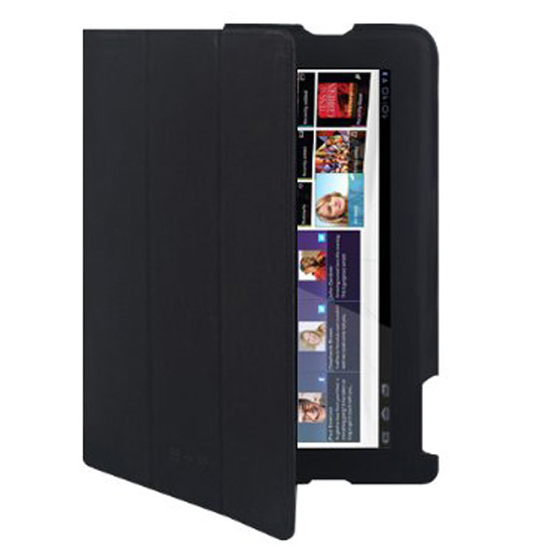 Luxury Ultra Thin Slim Folio Stand Flip Leather Case Sleeve Cover For Sony Xperia Tablet S S1 VAIO SGPT113 SGPT112 SGPT111 9.4 ultra thin smart flip pu leather cover for lenovo tab 2 a10 30 70f x30f x30m 10 1 tablet case screen protector stylus pen