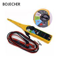 Automotive Electric power Circuit Tester 0 380V Automotive Multimeter Lamp Car Repair Tool Without LCD Screen MS8210