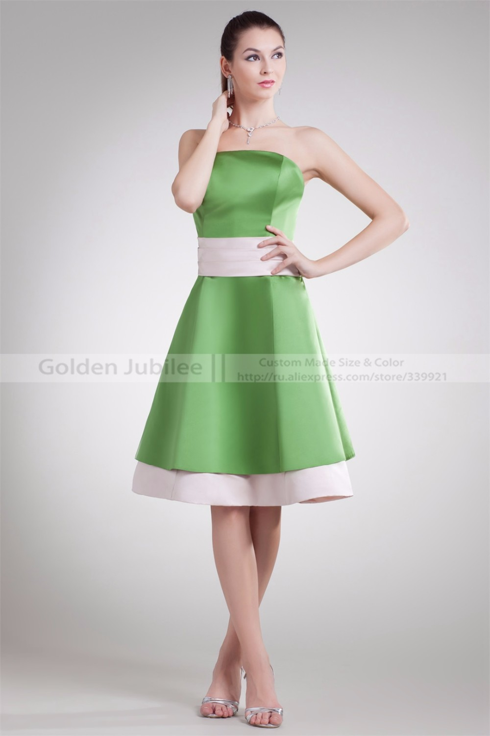Satin-Strapless-Sleeveless-A-Line-Tiered-Special-Occasion-Dresses-23251-85265