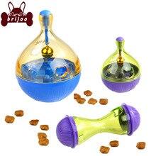 Pet Toy Dog Bowl Leak-proof Ball Automatic Funny Feeding Amazon Puzzle Bite Cat Tumbler Spill Food