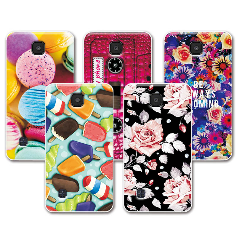Lovely Fashion Painted Soft TPU Case For coque <font><b>LG</b></font> K3 LTE K100DS <font><b>K100</b></font> 4G Case Cover capa Fundas For <font><b>LG</b></font> K3 K 3 4G+Gift image