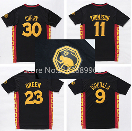 low priced f273c cc3f2 draymond green chinese new year jersey