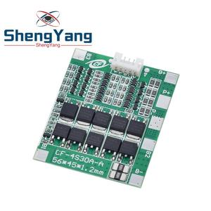 Image 3 - New Arrival 4S 30A 14.8V Li ion Lithium 18650 Battery BMS Packs PCB Protection Board Balance Integrated Circuits