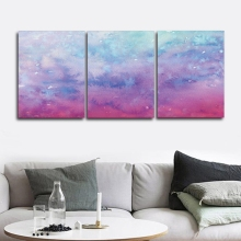 Brilliant Colours Wall Pictures Poster Print Canvas Painting Calligraphy Decor for Living Room Bedroom Home Decor Frameless текстмаркер index imh510 bu голубой