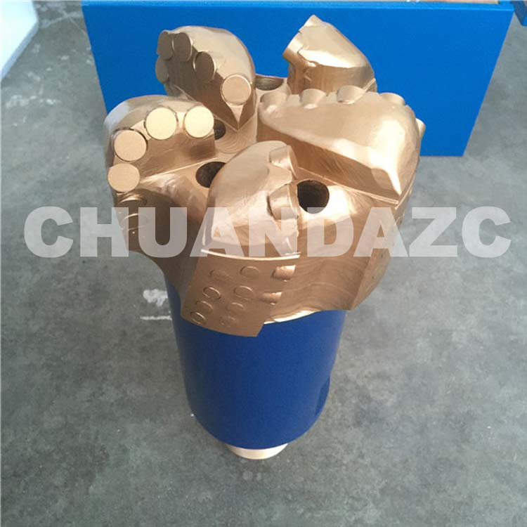 Low price146MM  PDC drill bits, PDC oil well drilling bits for sale