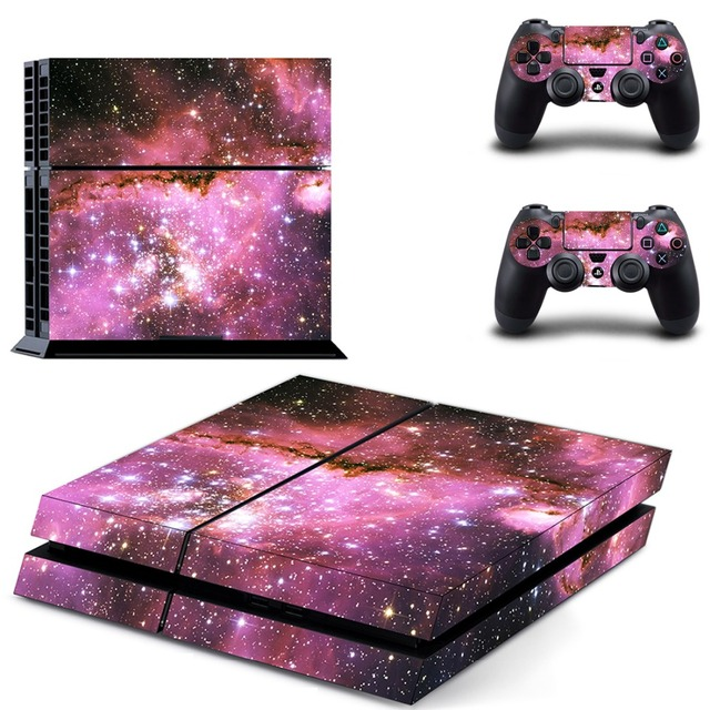 newstars cover  New Stars Vinyl Skin Sticer for PS4 PlayStation 4 and 2 Controllers ...
