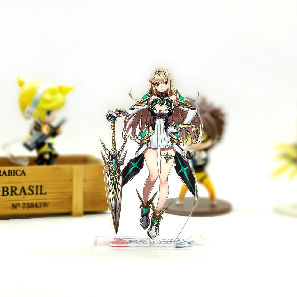 Xenoblade 2 Mythra Hikari Pyra Homura_3