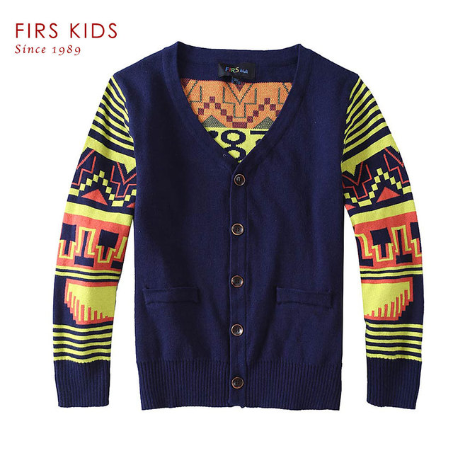 4f8e26280 FIRS KIDS Children Sweaters Shirts baby boys knitted warm sweater ...