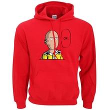 One Punch Man OK Hoodies (6 Colors)