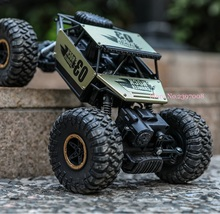 New RC wild Car 2.4G High Speed Racing Car Climbing SUV vehicle Remote Control Electric Car Off Road Truck1:14Christmas gift toy goolrc rc car toy module sounds light simulated system for road grader climbing car suv remote control truck vehicle diy part