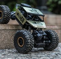 New RC wild Car 2.4G High Speed Racing Car Climbing SUV vehicle Remote Control Electric Car Off Road Truck1:14Christmas gift toy