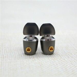 Image 3 - DIY MMCX ממשק DD דינמי ב אוזן אוזניות להסרה Mmcx כבל עבור Shure אוזניות SE215 SE535 SE846 עבור iPhone